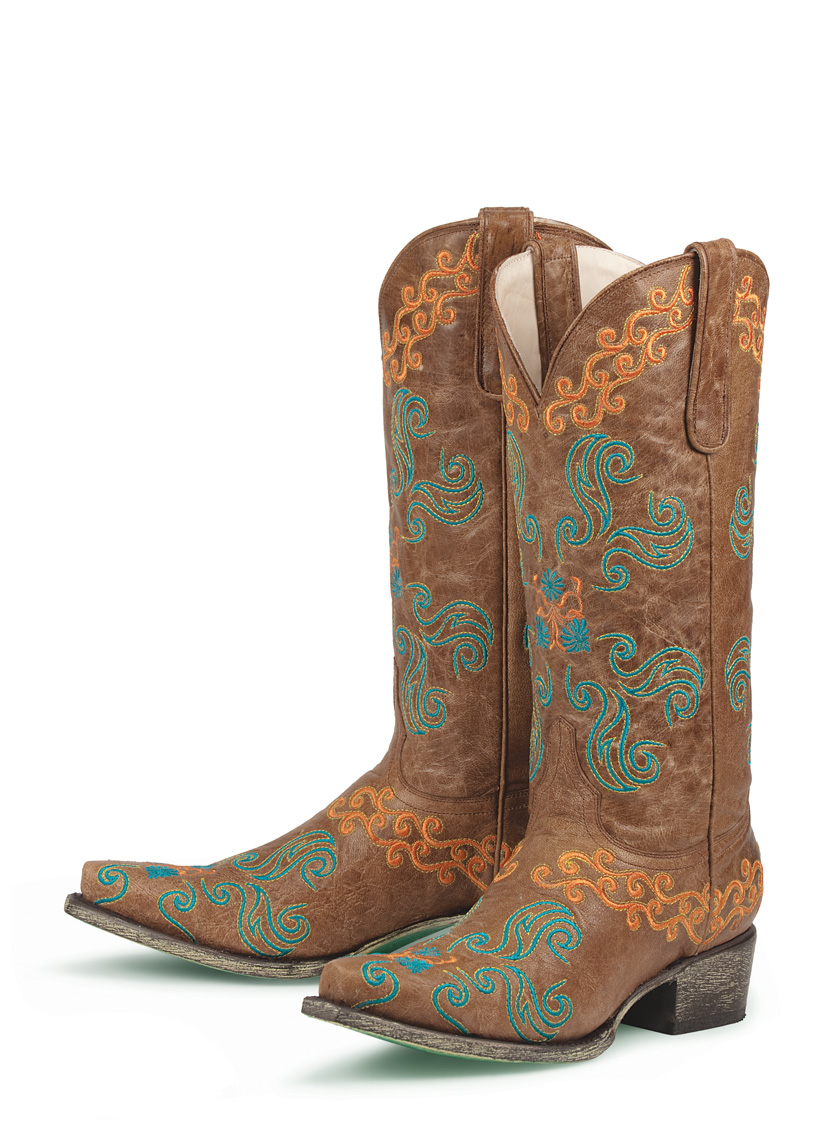 These Boots Were Made For Strutting: Old Mexico Lane Boots