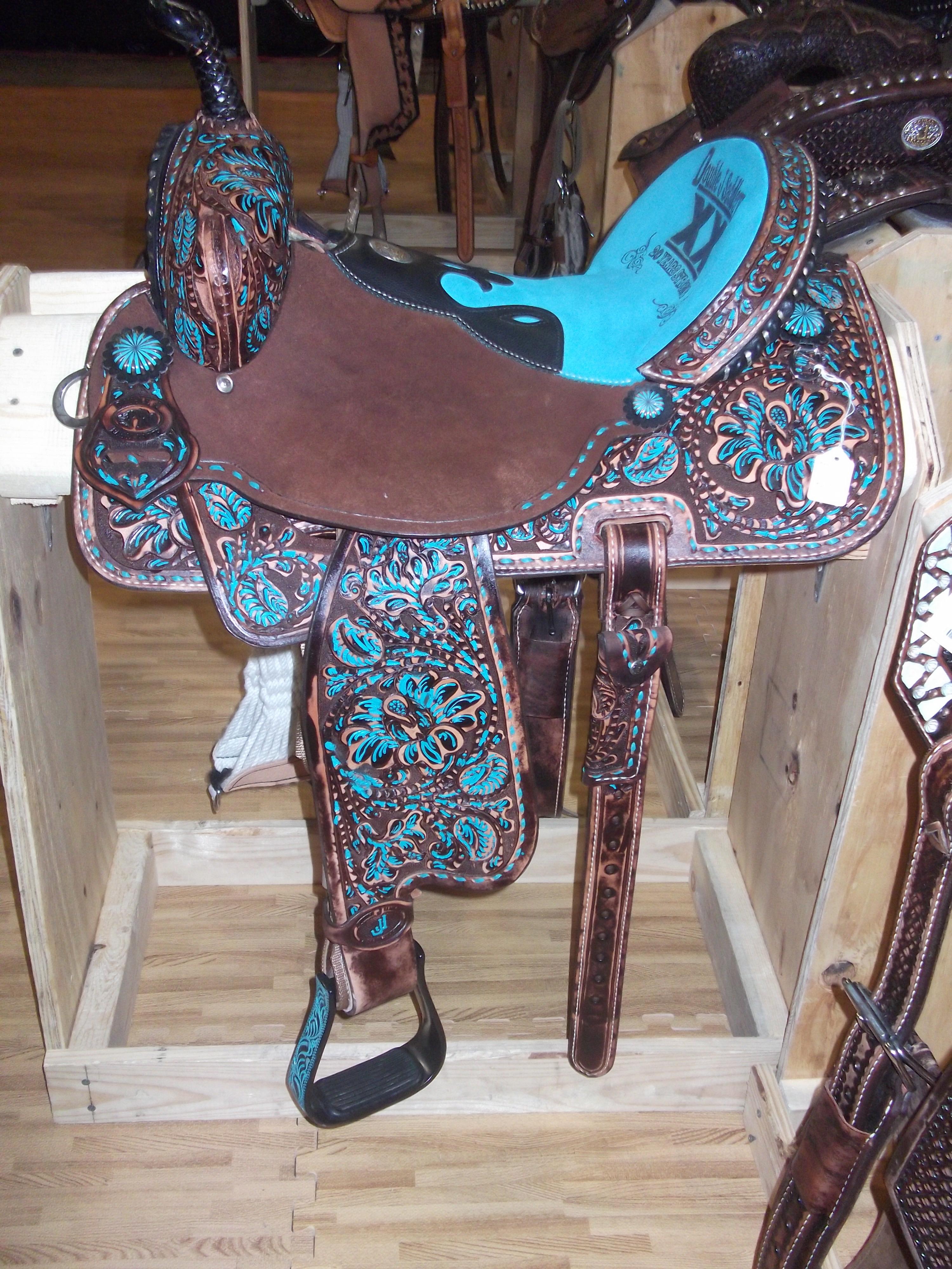 Double J Saddlery at WESA | Horses & Heels