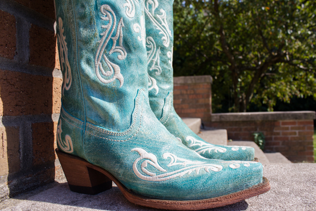1a4b0f04406 Corral Boots & a Giveaway from Country Outfitter