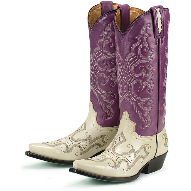d402ae2f4b3 The Search for a Purple Pair of Cowboy Boots