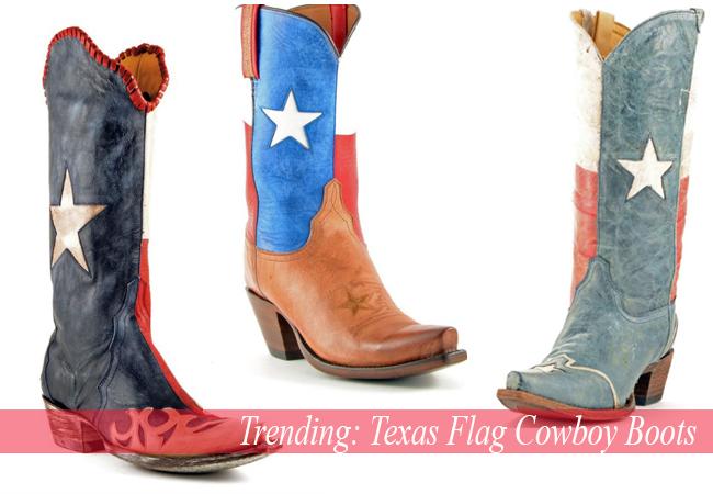 Trending Texas Flag Cowboy Boots Horses Amp Heels