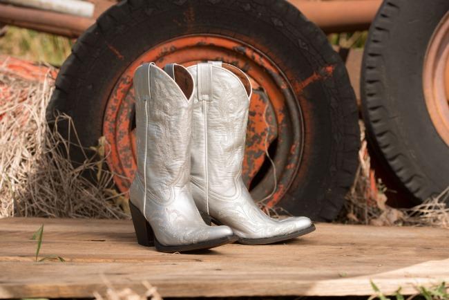 9b1b8b1ab41 Trend Alert: Silver Cowboy Boots | Horses & Heels