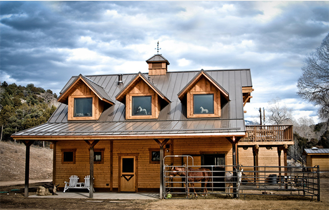 Stable Style An Apartment Barn In Taos Horses Amp Heels