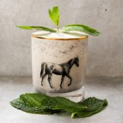 how to make milkshake for horses