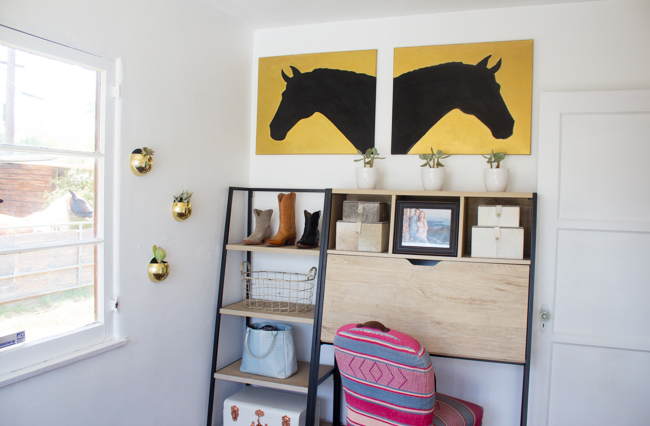 Tour My Equestrian Home Office Horses Heels