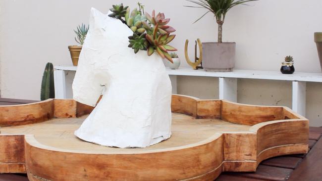 Paper Mache Horse, Day 2…   Ultimate Paper Mache   366x650