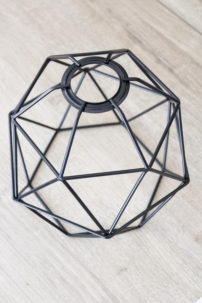 IKEA Hack: Turn a Pendant Light into a Hanging Planter ...