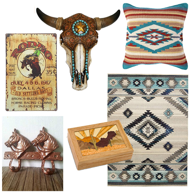 Western Home Decor Ideas Horses Heels