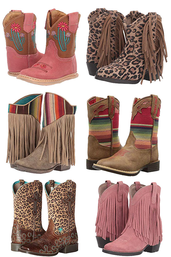 kids cheap cowboy boots