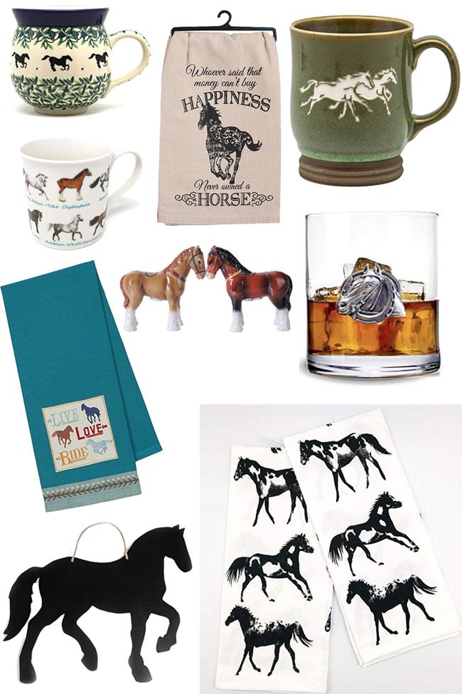 Equestrian kitchen accessories