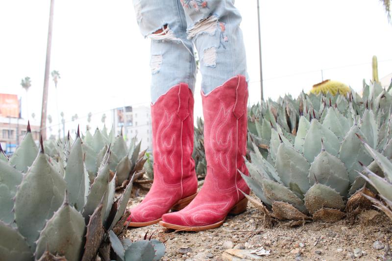 Bottes My Pinky Tuscadero par Planet Cowboy
