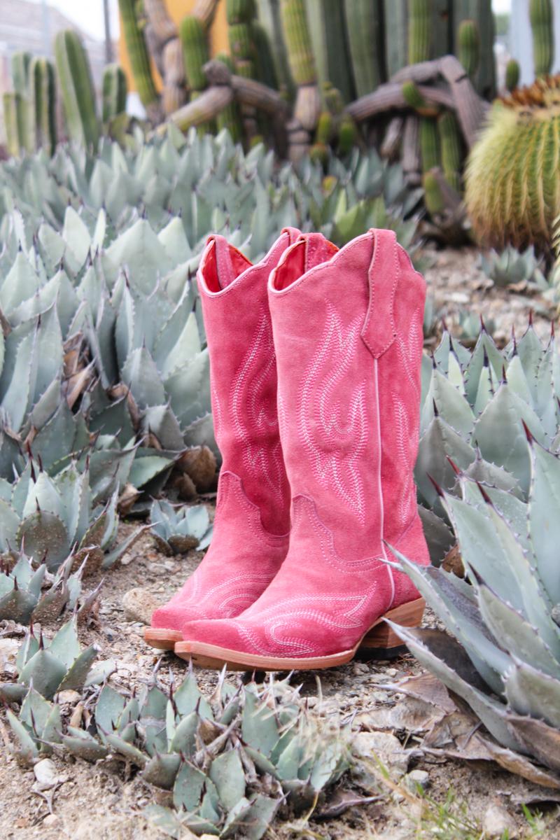 Bottines Pinky Tuscadero par Planet Cowboy