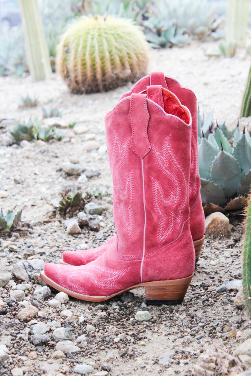 Bottes Cowboy Pinky Tuscadero