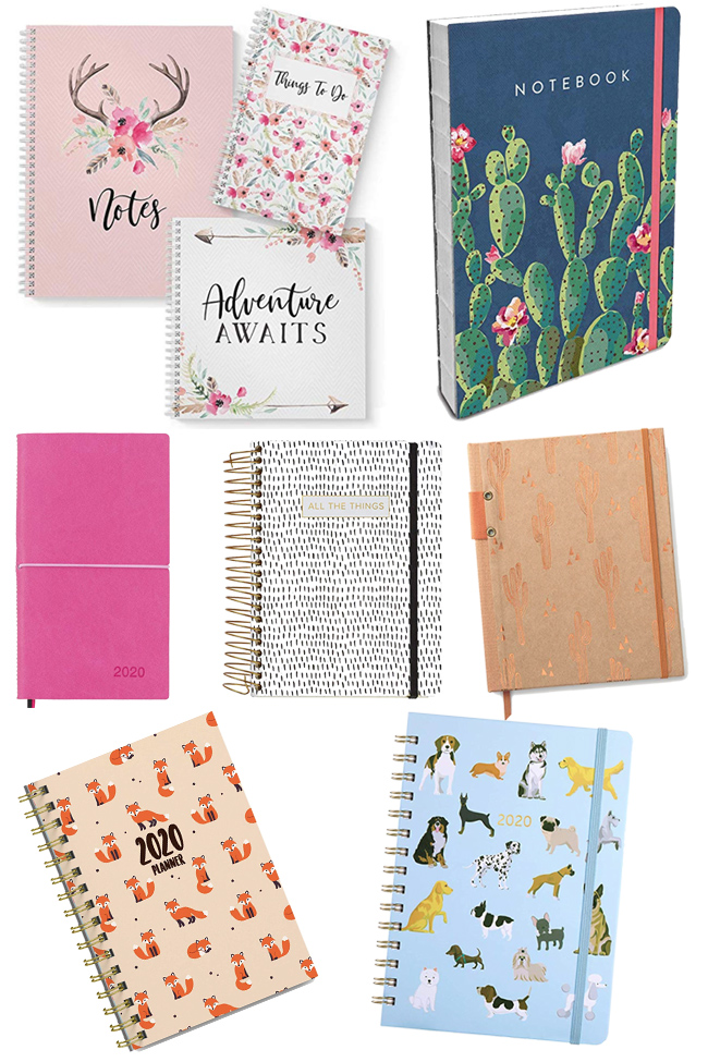 Planners for the boss lady